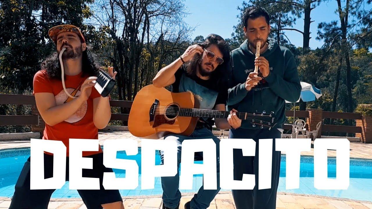 TOCA GASPAI - 02 - DESPACITO  feat. Paolo Vallinari & Bruno Pascotto
