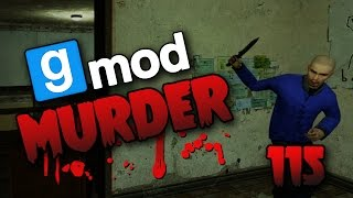 The Knife Throws Intensify! (Gmod Murder #115)