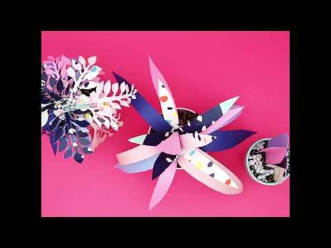 How to DIY Paper Plants - Originals Video
