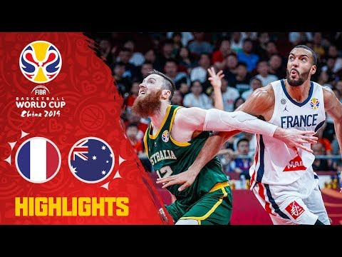 France v Australia - Highlights - FIBA Basketball World Cup 2019