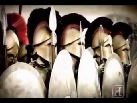 Θερμοπύλες της δόξας- περσικοί πόλεμοι.wmv