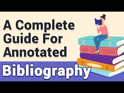 How To Write An Annotated Bibliography | Simple Explanation | APA Style | Step By Step Process |