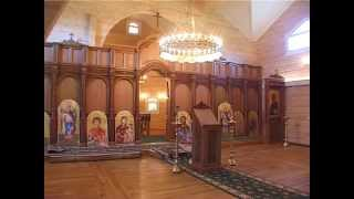 видео Иконостас - икона Церкви