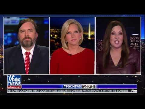 Leslie Marshall on FNC Fox News @ Night 1-4-18