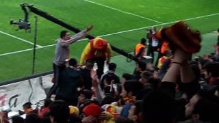 KAPALI KALE | Fenerbahçe Tribün Görüntüleri