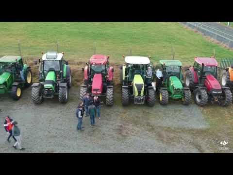 Ballyhale tractor run 2018