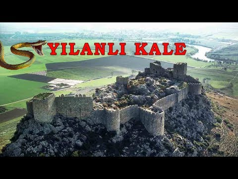 Snake Castle İn Adana Turkey (Sahmeran Castle)