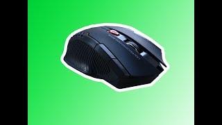 Обзор не дорогой, беспроводной, игровой мышки - FastOpt [????NEW????]