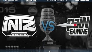 INTZ VS PAIN - BF4 MOMENTO FINAL ESL ONE QUALIFY FINALS
