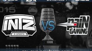 INTZ VS PAIN - BF4 MOMENTO FINAL ESL ONE QUALIFY FINALS