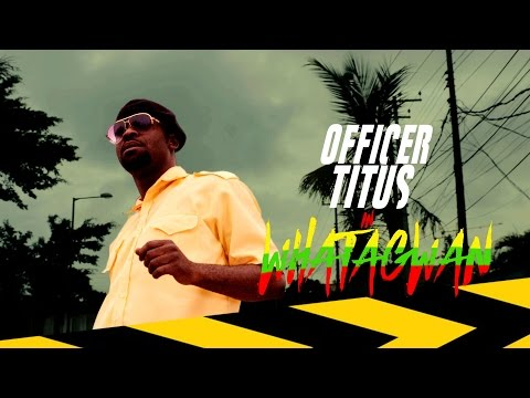 Video (skit): Officer Titus – Whatagwan (Officer Titus gets high)