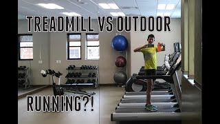 WHY RUNNING ON A TREADMILL MAY BE BETTER THAN RUNNING OUTSIDE | Sage Canaday Training Talk