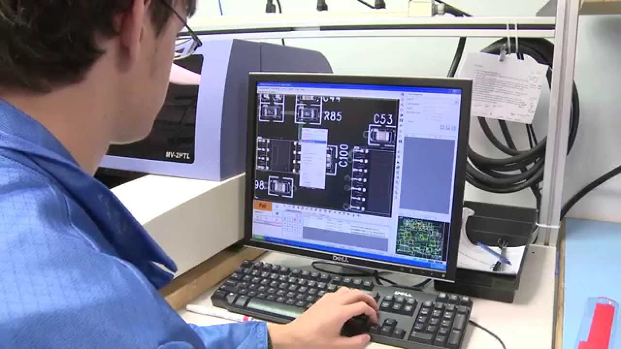 Automated Optical Inspection : Rlc electronic manufacturing automated optical