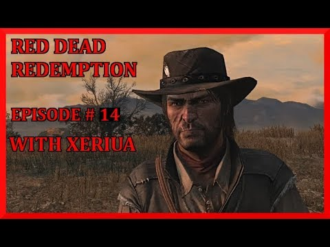 Red Dead Redemption Walkthrough Part 14 - Treasure from the Grave (HD Let's Play By Xeriua)