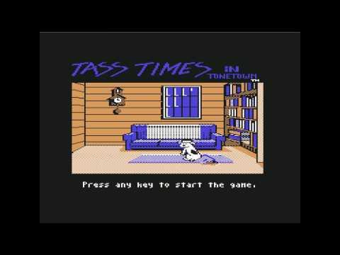 Tass Times In Tonetown Longplay