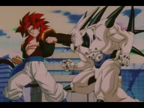 DBZ AMV welcome to the masquerade