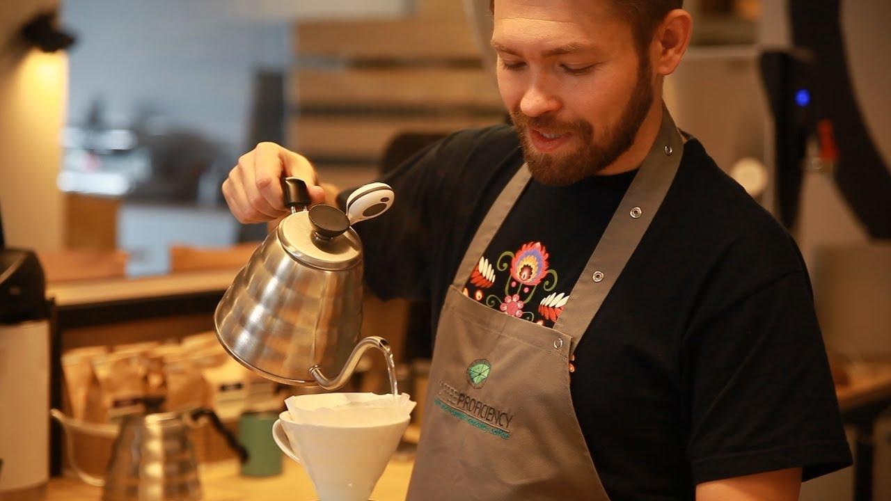Mistrz w parzeniu kawy