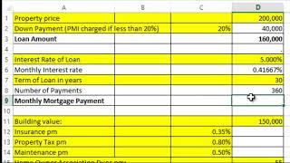 Mortgage vs Rent Project   Part 1