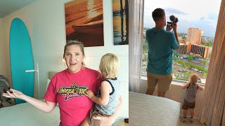 We Stayed At The Cheapest Theme Park Hotel In Orlando Review Room Tour Food More