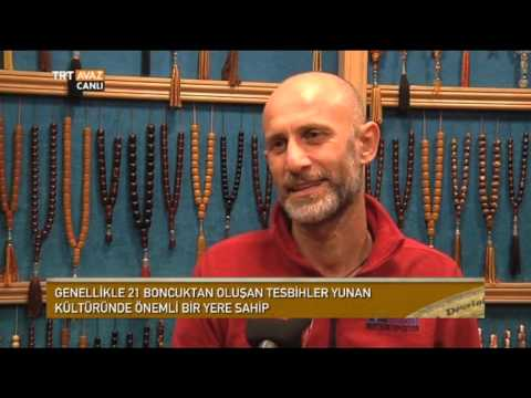 Yunanistan'a Osmanlı'dan Miras Tesbih Kültürü - Devrialem - TRT Avaz