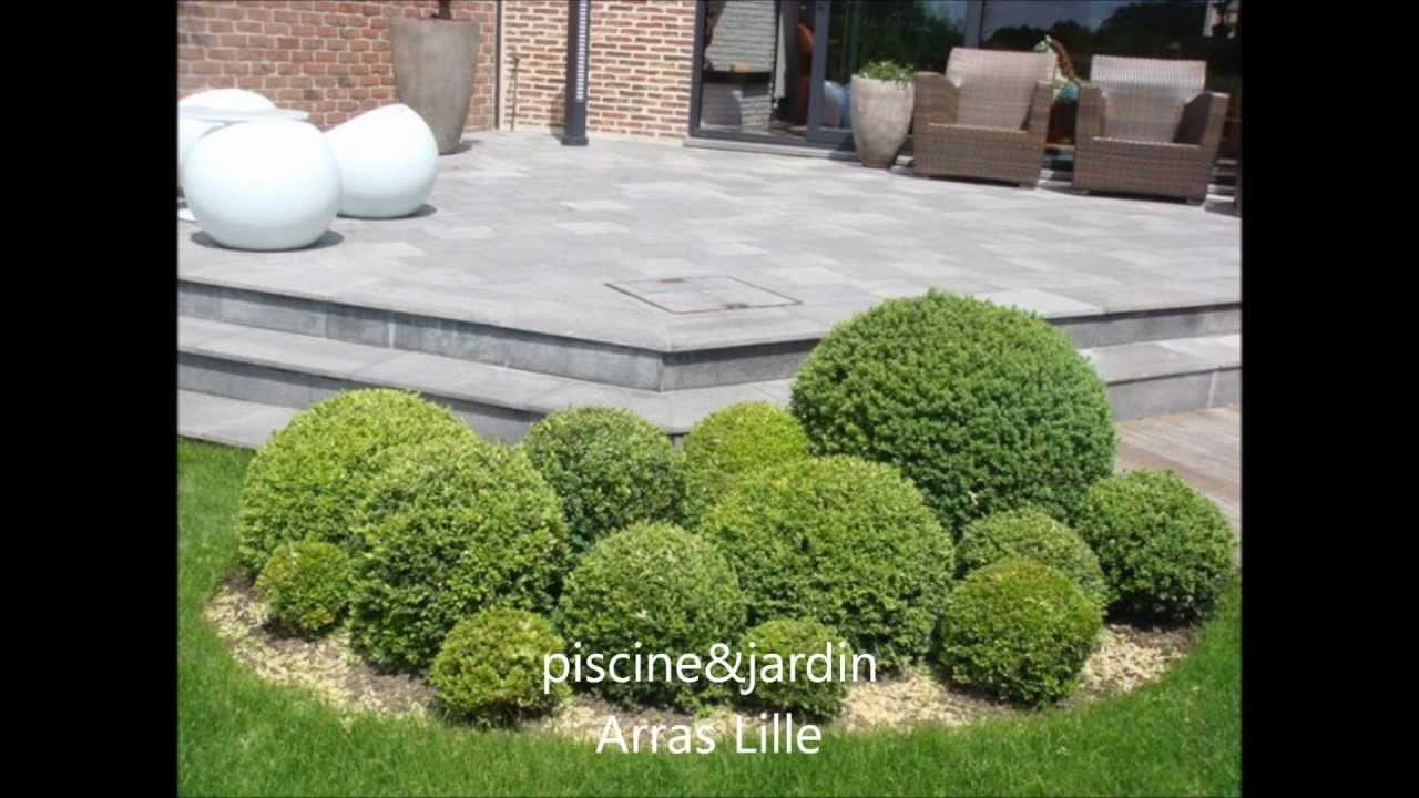 paysagiste piscine et jardin cr ation entretien jardin bassin lille arras 59 62 youtube. Black Bedroom Furniture Sets. Home Design Ideas
