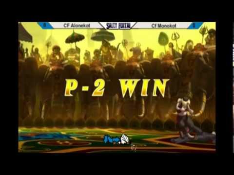 Salty Fortal - Tournament Grand Finals KOF