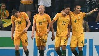 استراليا تُحقق فوزًا صعبًا على الامارات في تصفيات كأس العالم