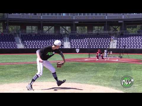 Jack Devereux — PEC - RHP - Seattle Preparatory School (WA) - July 5, 2017