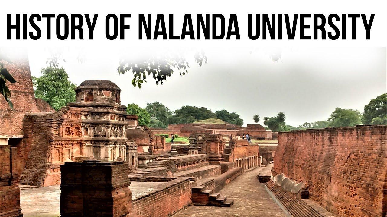 Story of Nalanda University