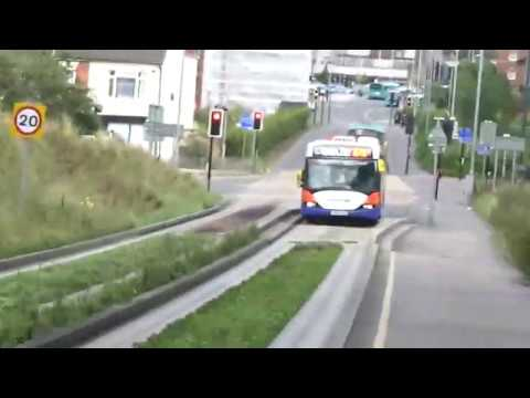 Buses Of England 2019-Luton Guided Busway