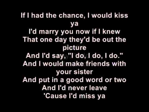 Only The Young - I Do (Lyrics)