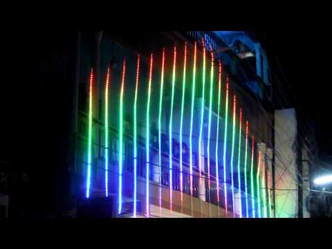 RGB LED Strip Light Decoration india 1