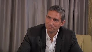 REEL FAITH EXTRAS: Interview with Jim Caviezel of WHEN THE GAME STANDS TALL
