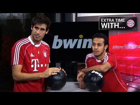 Extra Time mit ... Javi Martínez und Thiago vom FC Bayern