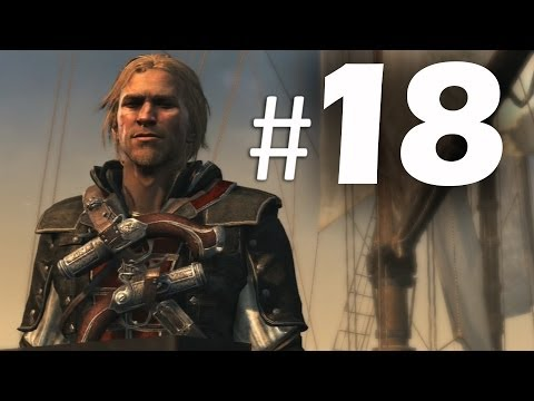 Assassin's Creed 4 Black Flag Gameplay Walkthrough Part 18 - Siege of Charles-Towne 100% Sync