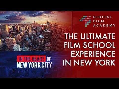 Digital Film Academy, New York - The Ultimate Film School Experience