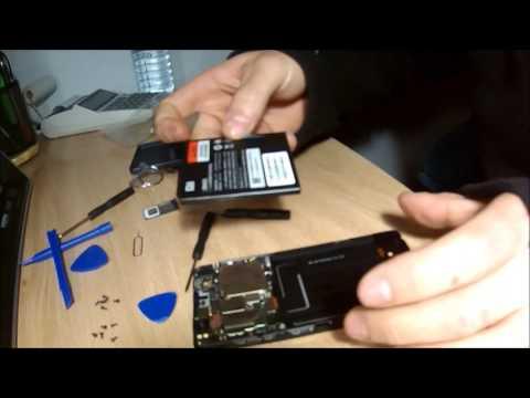 Cambio batería Xiaomi MI4C