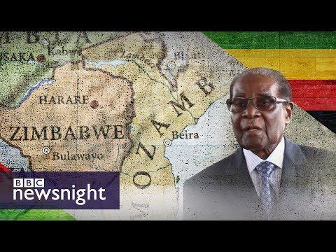 The resignation of Zimbabwe's President Robert Mugabe - BBC Newsnight