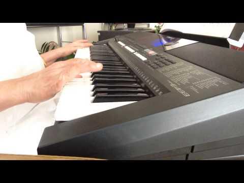Malare on Piano