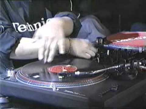 DMC Technics World Dj Championship 1997   A Trak