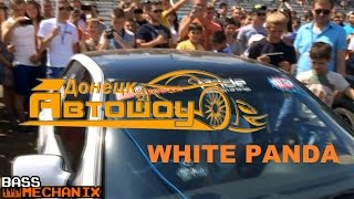 White Panda Pride 3 S15v2 замер Донецк Автошоу