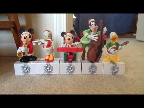 Mickey mouse band from hallmark