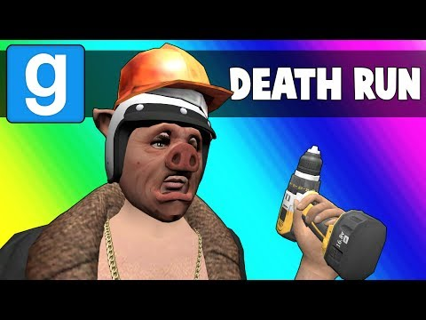 Gmod Deathrun Funny Moments - Factory Job Tryouts! (Garry's Mod)