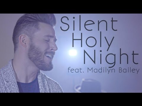 Silent Holy Night Official Music Video // Joshua David Evans & Madilyn Bailey