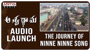 The Journey of NinneNinne Song Aswathama Telugu Movie Naga Shaurya Mehreen