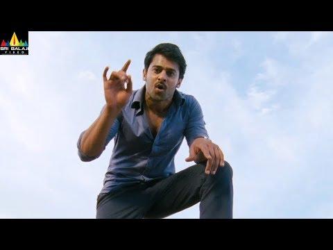 Mirchi Movie Prabhas Action Scene | Anushka, Richa | Sri Balaji Video