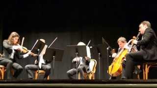 Mozart Clarinet quintet k 581- Antonio Piemonte