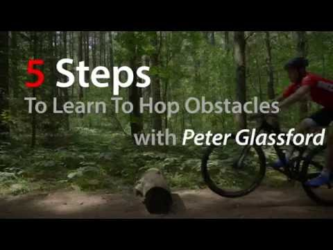 How to Bunny Hop over Obstacles in 5 Easy Steps