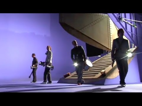 Coldplay - the making of Talk (videoclip)