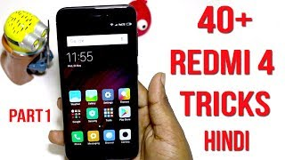 Best Features of Redmi 4 in Hindi |Tips And tricks Part 1|Android Buddy|